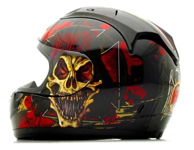 Slayer Helmet 1